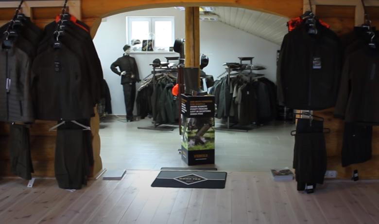 Filmare Showroom