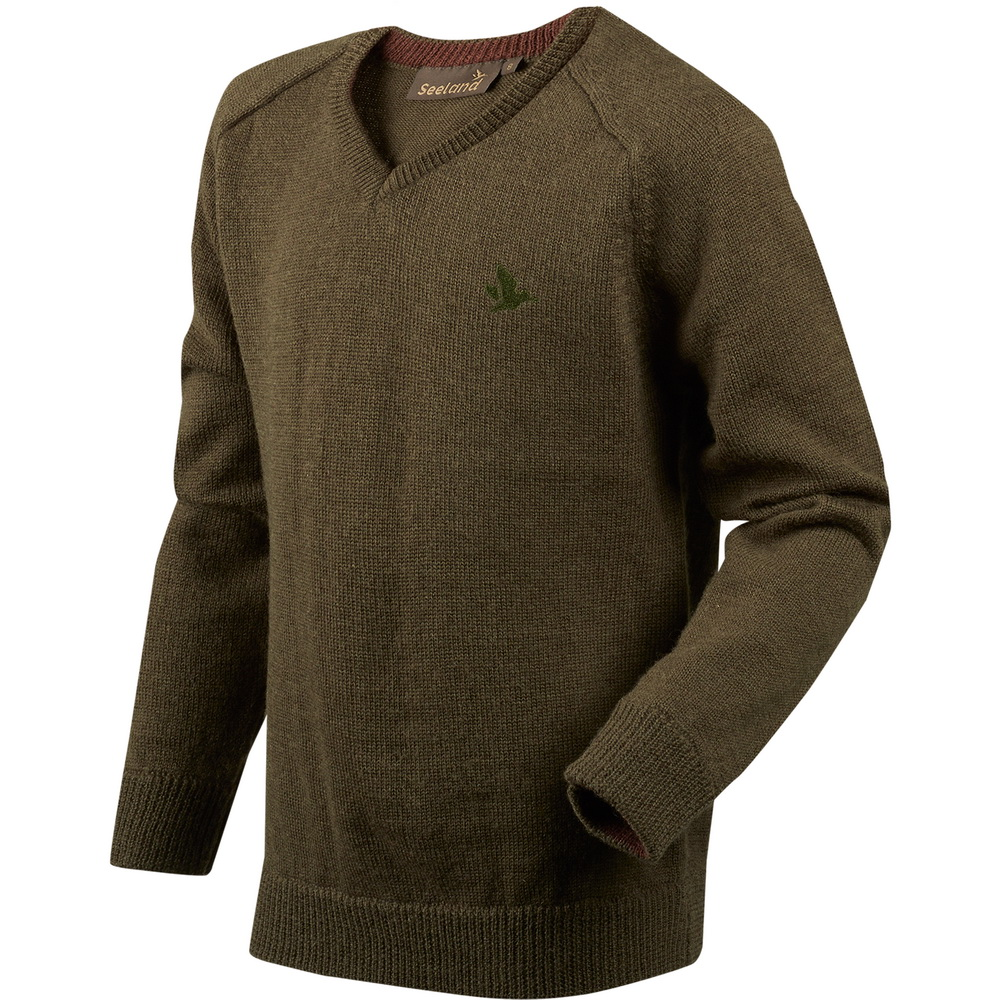 Pullover copii Clent Seeland