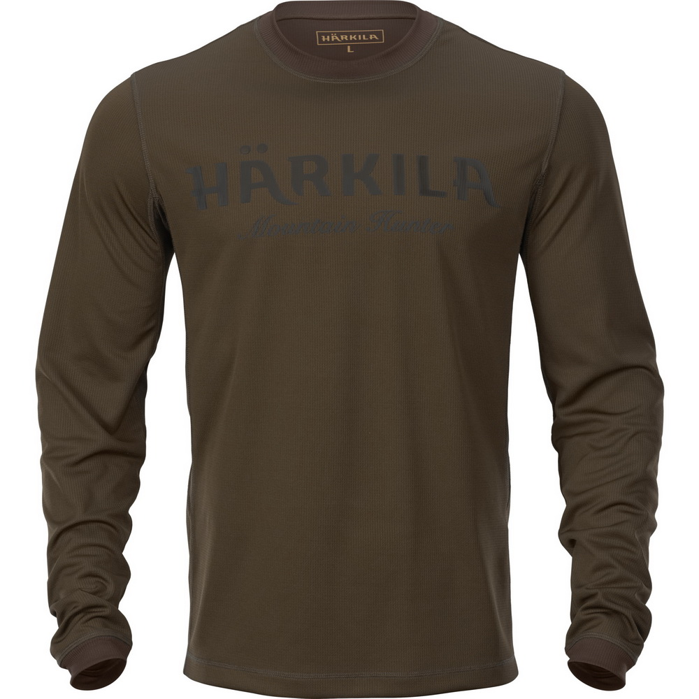 Top  Mountain Hunter L/S Härkila