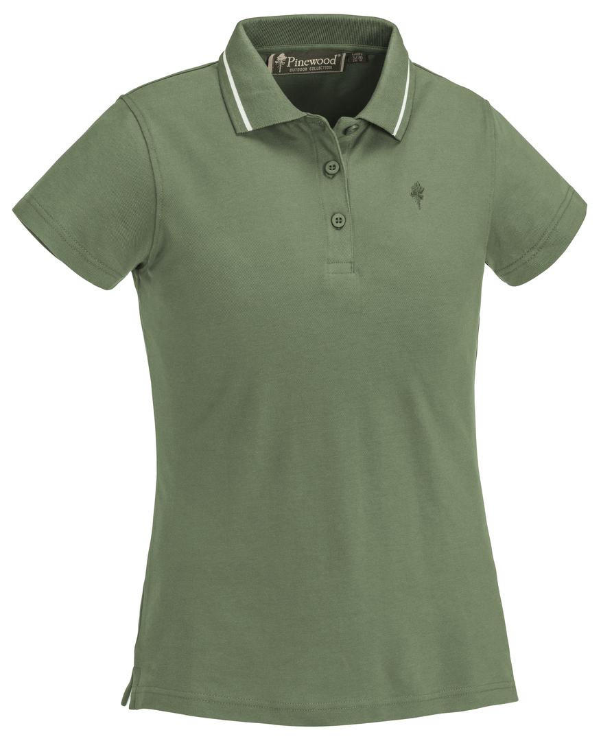 Tricou Dama Polo  Outdoor Life Pinewood®- 137