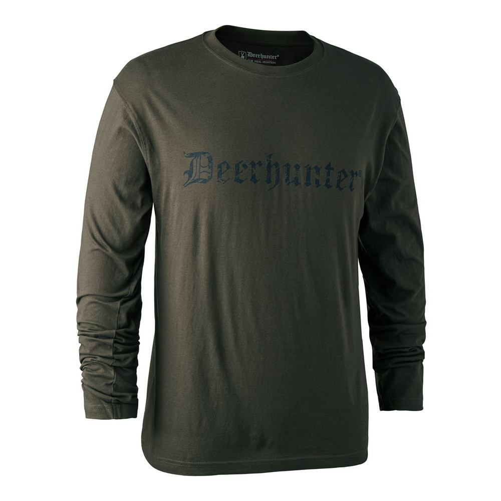 Tricou Logo S/S Deerhunter