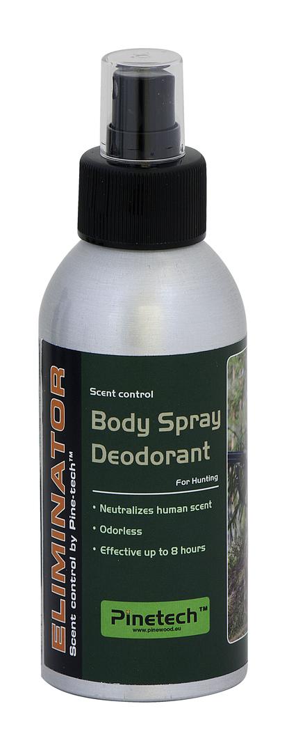 Spray Deo Body Pinetech™  Pinewood