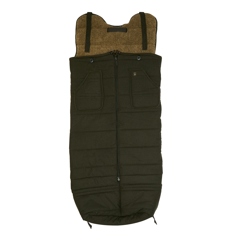 Sac dormit  Biwak, fibra de lana Deerhunter