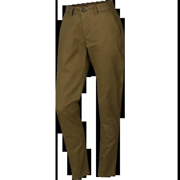 Pantaloni Dama Norberg Olive Härkila
