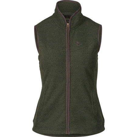 Vesta fleece dama Woodcock Seeland