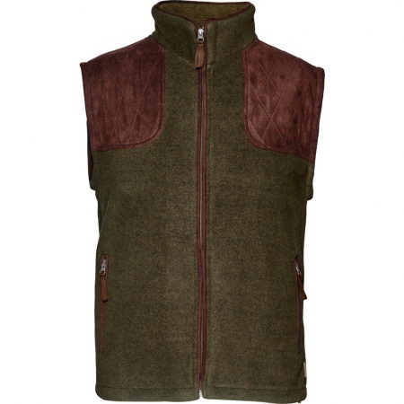 Vesta fleece vanatoare William II Seeland