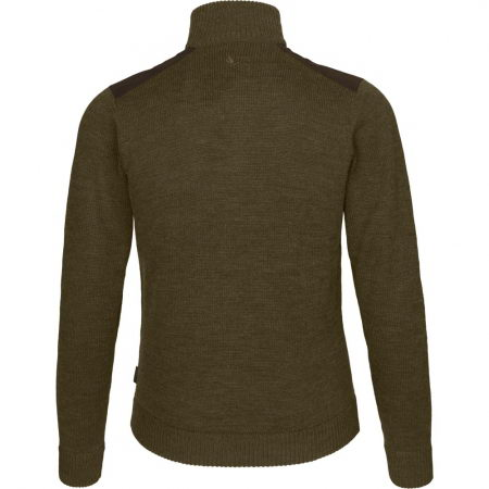 Pullover vanatoare Buckthorn cu fermoar  Seeland