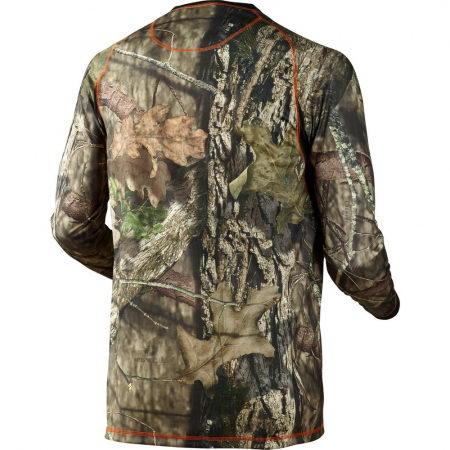 Tricou Moose Hunter L/S Härkila