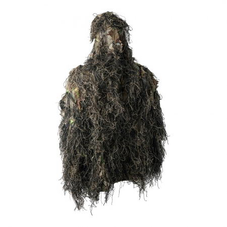 Set Sneaky Ghillie Pull-over Set cu manusi Deerhunter
