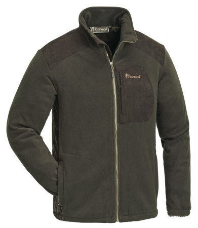 Jacheta Fleece Wildmark cu membrana Pinewood® Maro