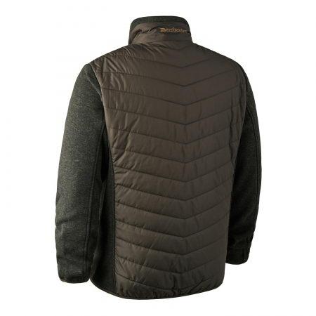 Jacheta Moor Padded  cu tricot Deerhunter