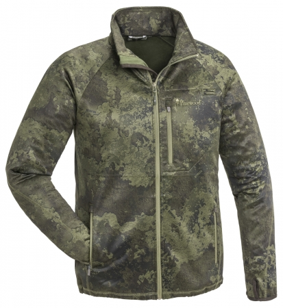 Fleece Frazer Camou Pinewood®