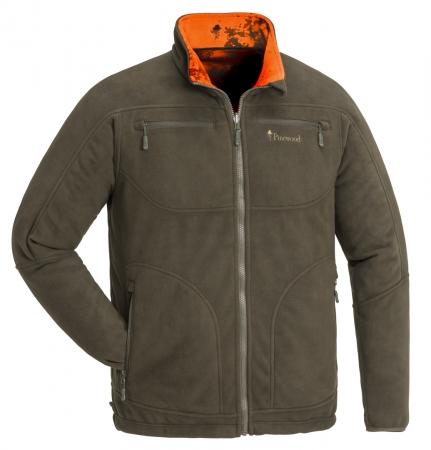 Fleece Red Deer Camou Pinewood®