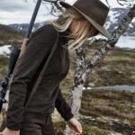 Jacheta fleece dama  Freja Northern Hunting