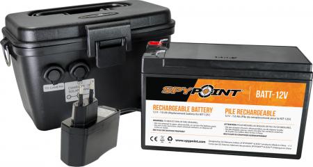 Set Baterie 12 V  Eurohunt
