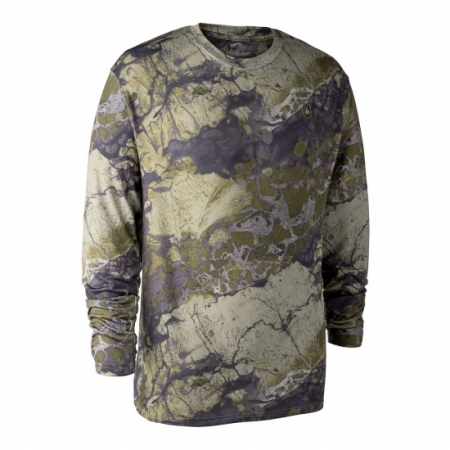 Tricou  Birch L/S Deerhunter