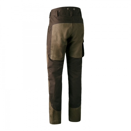 Pantaloni Marseille Leather Mix Deerhunter