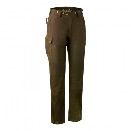 Pantaloni dama Lady Paris Leather Deerhunter