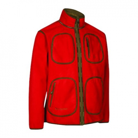 Jacheta Fleece Gamekeeper Reversibila