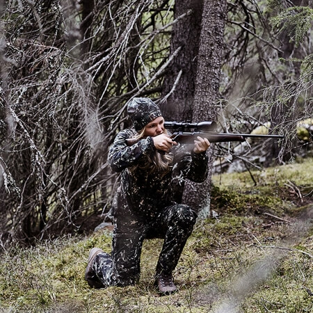Jacheta  reversibila dama  Groa Northern Hunting