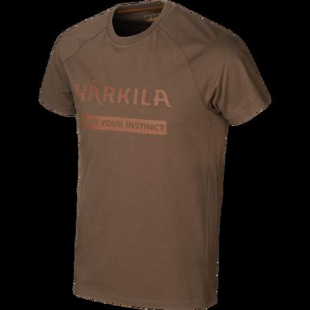 Tricou Härkila Logo 2-pack