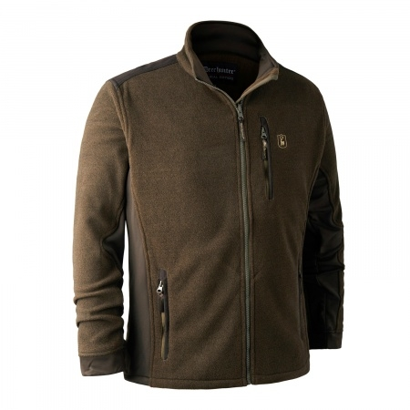 Jacheta Muflon Zip-In Fleece Deerhunter