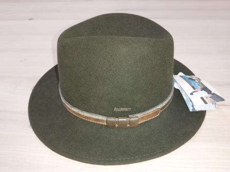 Palarie Faustmann verde Outlake