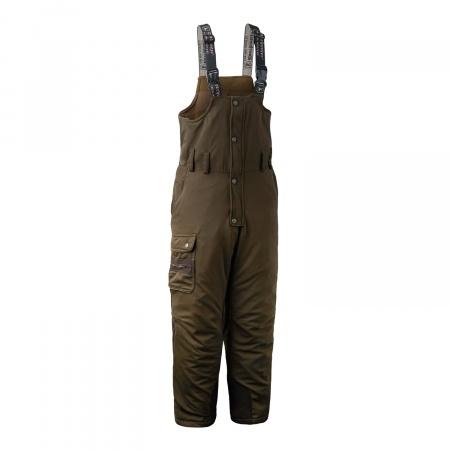 Pantaloni Muflon Bib  Art Green Deerhunter