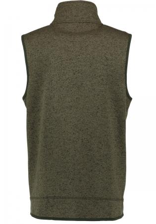 Vesta fleece verde