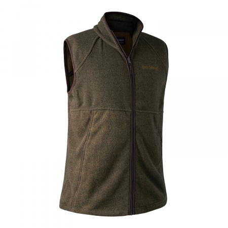 Vesta  fleece Wingshooter Verde Deerhunter